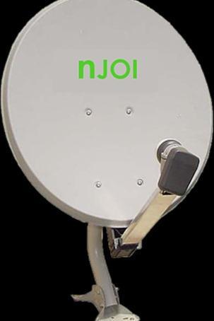 Njoi Satellite Dish