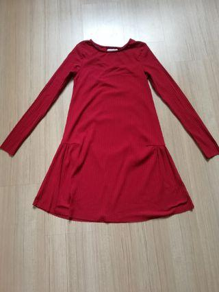Padini Red Blouse