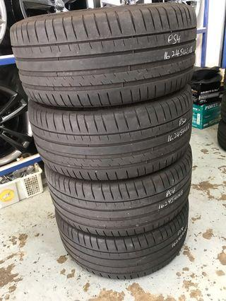 245/40/18 Used Tyre