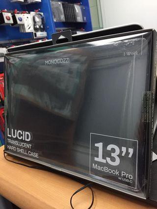 cover case kesing  laptop macbook pro 2016-2017 type C