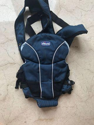 Baby Carrier Chicco - preloved. Blue