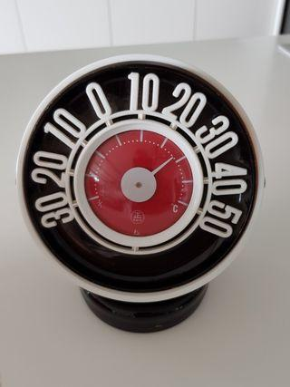 vintage thermostats/thermometer