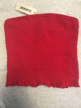 BNWT red tube top