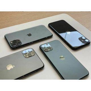 Apple iPhone 11 Pro Max - 256GB - Midnight Green