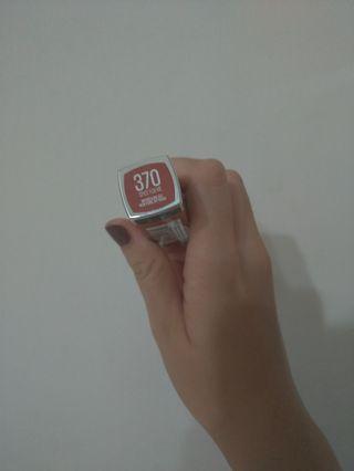 Maybelline唇膏 #370楓狂異想💋