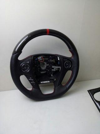 Honda 2015  steering wheel