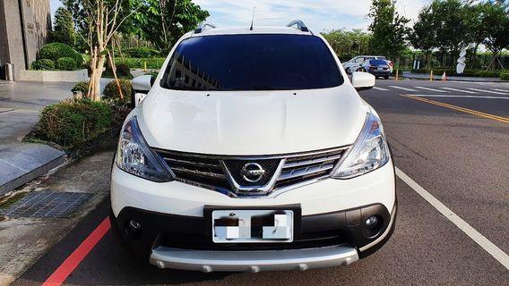 Nissan Livina  節能❗RV小玩咖❗油耗16km/ltr❗新升級鋼樑❗實車靜肅佳❗車價竟然只有30幾萬❗❗❗