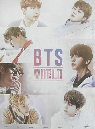 [WTS] BTS WORLD OFFICIAL POSTER