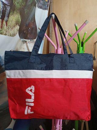 Tote Bag Fila Red