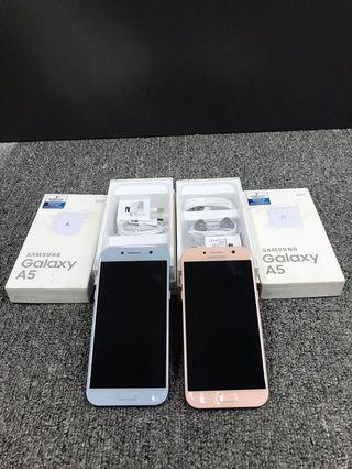 Samsung A5 Original SME set Demo Unit (like new)