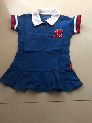Bebiso Baseball dress