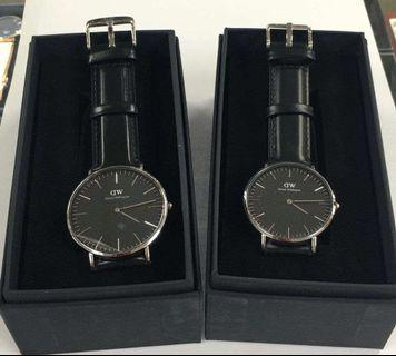 Daniel Wellington Couple Watch