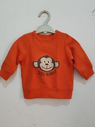 Sweater anak uk 9-12