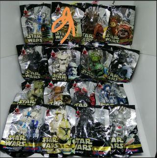 Bearbrick x Star Wars x Pepsi Nex 70% size keychain figure Boba Fett Darth Vader Stormtrooper Yoda etc (genuine licensed)