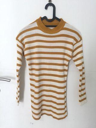 Sweater knit berskha