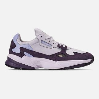 WOMEN'S ADIDAS ORIGINALS FALCON CASUAL SHOES 慢跑鞋
