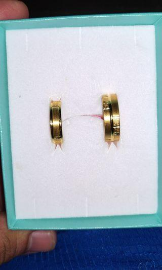 Couple ring gold (24k)