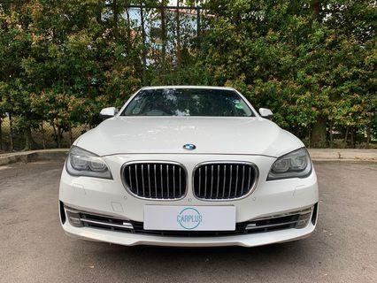 BMW 740i Sunroof Auto