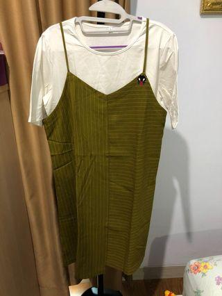 Dress overall impor singapur