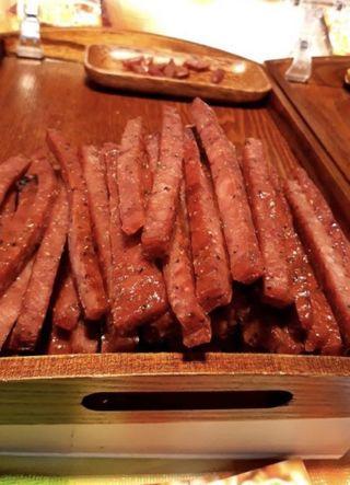 現烤原汁原味超人氣肉乾條🥓