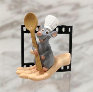 Original Disney Ratatouille collectible toy