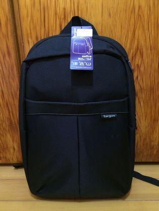 Targus 15.6吋 Safire 電腦後背包-黑