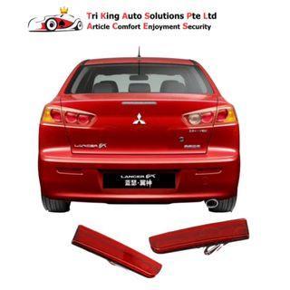 LED Rear Bumper Reflector Light for Mitsubishi Lancer EX / EVO X