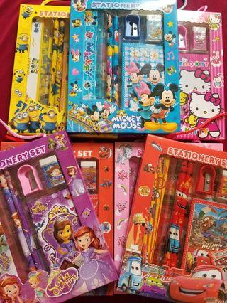 6 in 1 stationery gift set