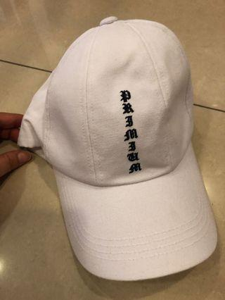 TNC白色棒球帽