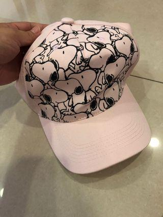 Snoopy棒球帽