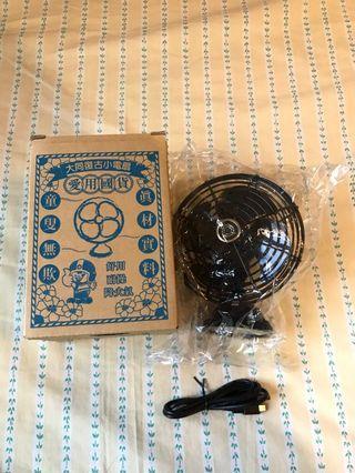 大同復古小電扇(紀念版)
