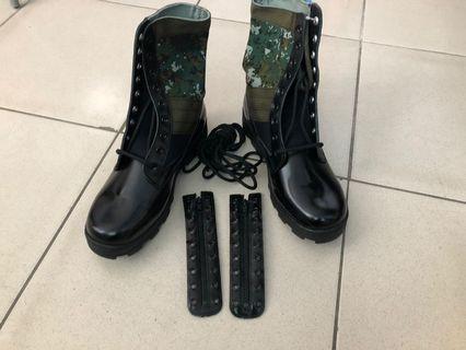 軍規數位迷彩鞋