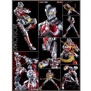 ⭐️<URGENT> [Pre-order] Dimension Studio X Eastern Model 1/6 Scale Action Figure - Ultraman 2019 : The Animation - Ultraman Ace ⭐️