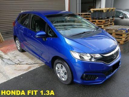 Honda Fit 1.3A Blue