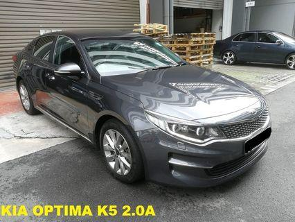 Kia OPTIMA K5  2.0A