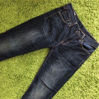 Levis 511 刷色牛仔褲