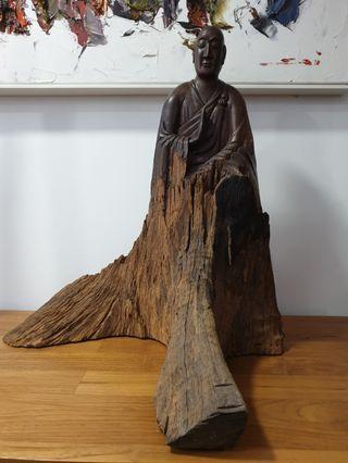 OLD belian Shaolin Monk