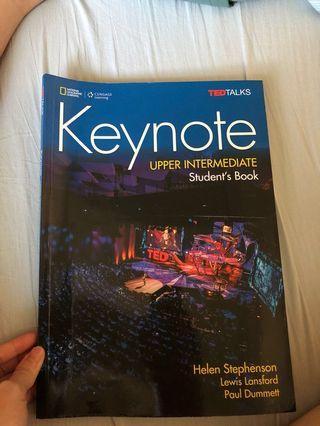 Keynote TEDtalks upper intermediate