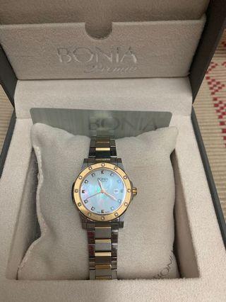 BONIA Premio Ceramic Watch - Authentic💯
