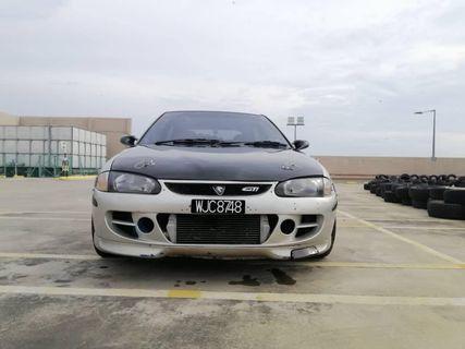 Proton Satria GTI Turbo