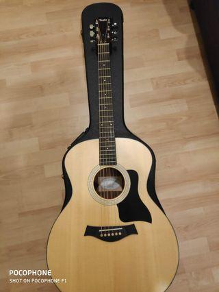 Taylor 114e Walnut Acoustic Guitar