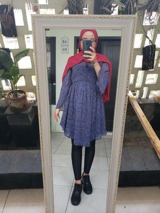 Midi dress /Tunik