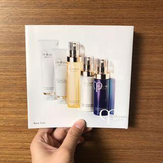 肌膚之鑰 光采卸妝霜+潔膚皂+保濕露+光采防護精華霜+柔潤化妝綿 體驗 保養組