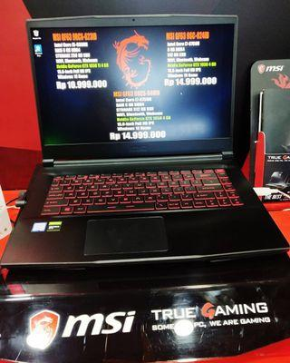 Kredit Laptop MSI GE63 9RCX