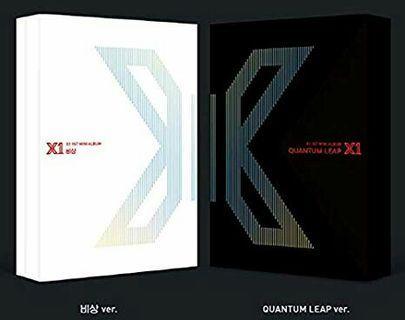 X1 Album Ready Stock