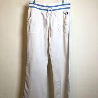 DADA白色棉褲