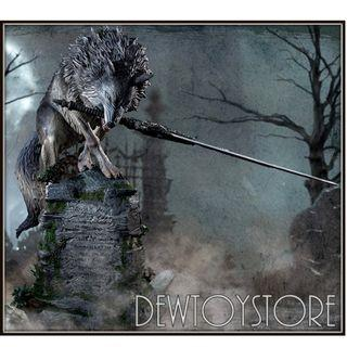 <IN STOCK> First4Figures Dark Souls - The Great Grey Wolf, SIF