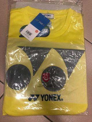 Yonex Men's Tshirt (Badminton)