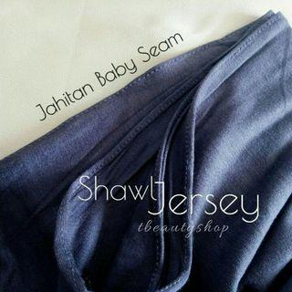 SHAWL JERSEY BABY SEAM 💥NEW COLOR💥