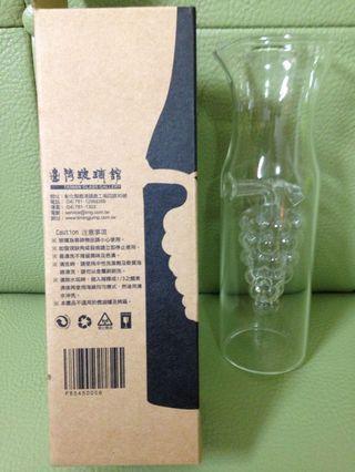 臺灣玻璃館葡萄酒瓶